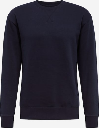 JACK & JONES Sweatshirt 'SOFT' in navy, Produktansicht