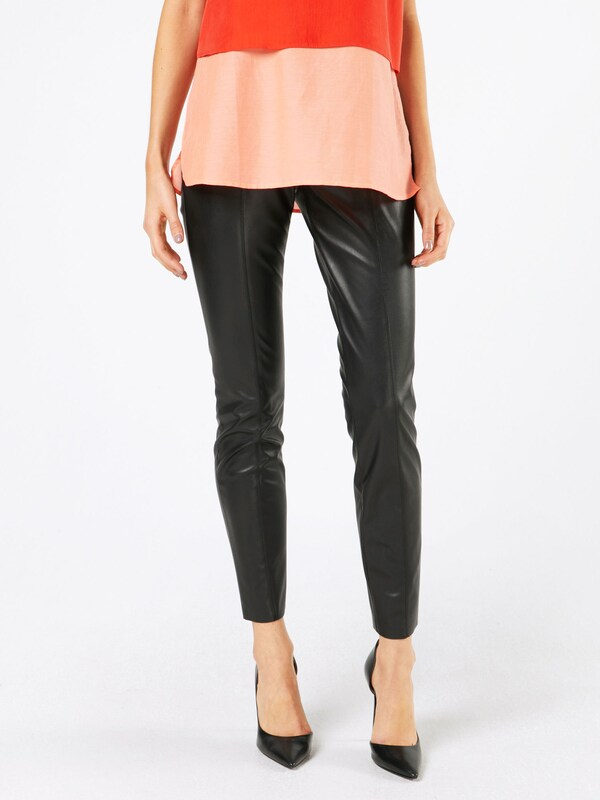 Boss Pants Sellie Of Leather Imitation