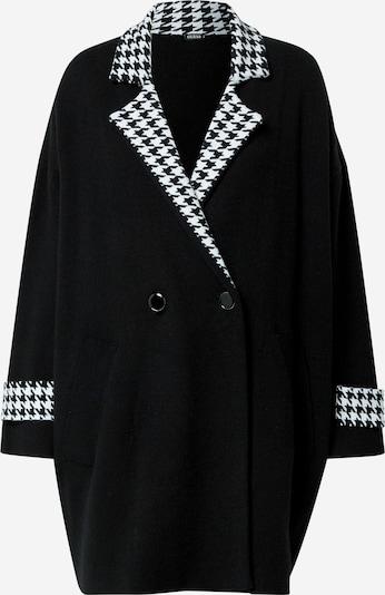 Cappotto di mezza stagione GUESS di colore nero / bianco, Visualizzazione prodotti