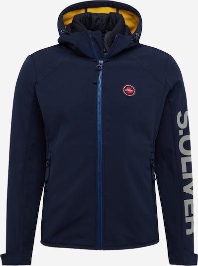 s.Oliver Funkční bunda - modrá, Produkt