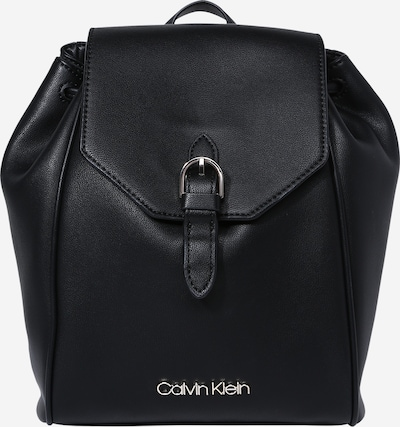 Calvin Klein Rucksack in schwarz, Produktansicht