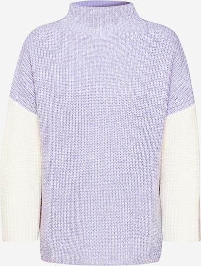 Someday Pullover 'Tamega moulinee' in creme / flieder, Produktansicht