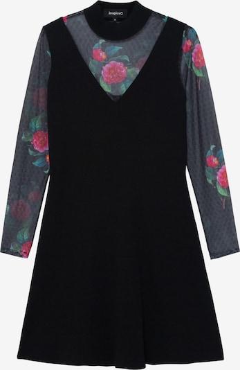 Desigual Šaty 'TOKIO' - zelená / červená / čierna, Produkt