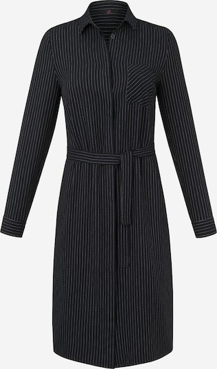 Emilia Lay Hemdblusen-Kleid mit 1/1-Arm in blau / marine / navy / dunkelblau, Produktansicht