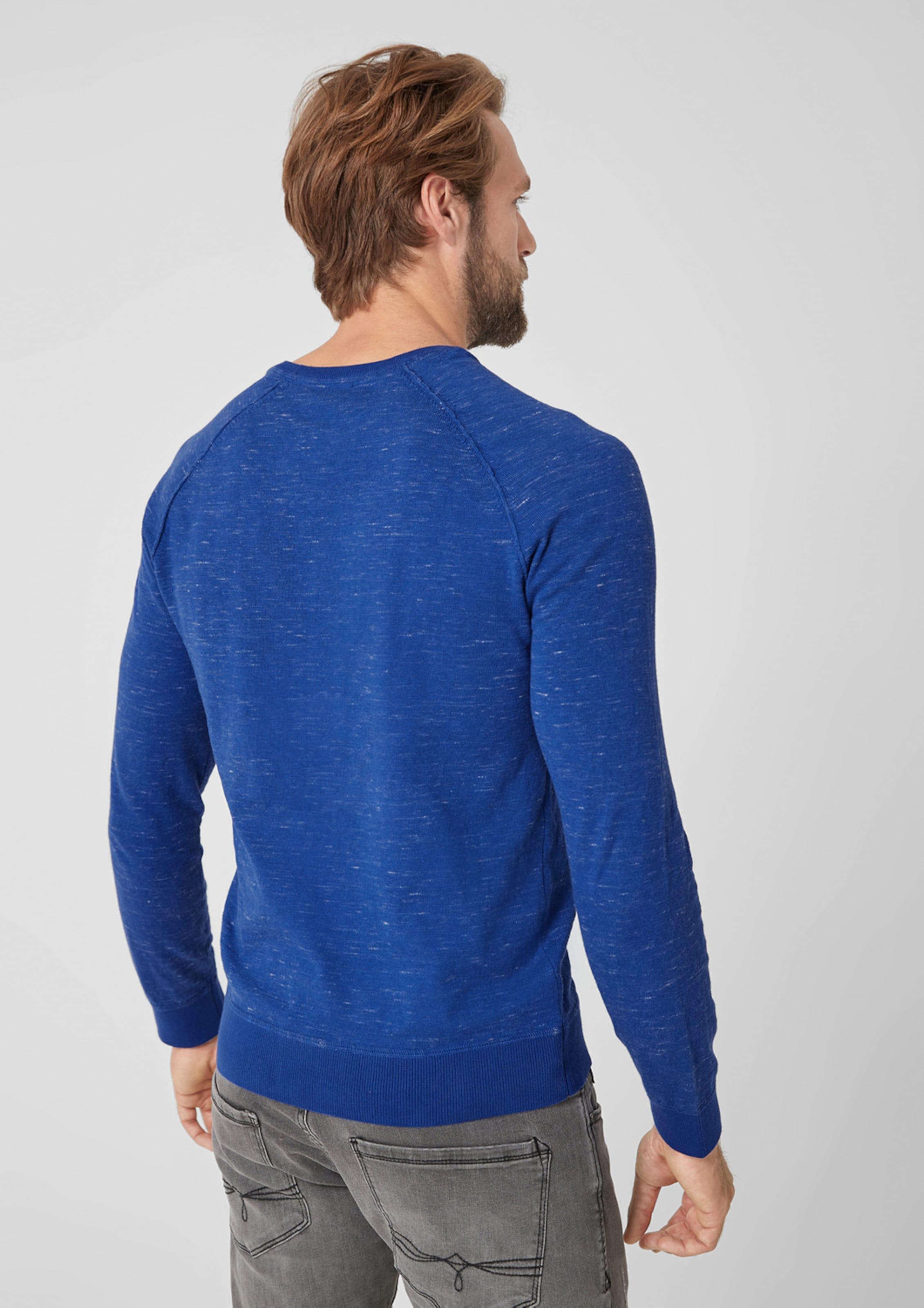 oliver Pullover Blau S In Label Red j4RLq3c5A