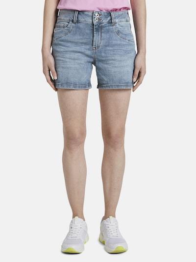 TOM TAILOR DENIM Jeans in de kleur Blauw denim, Modelweergave