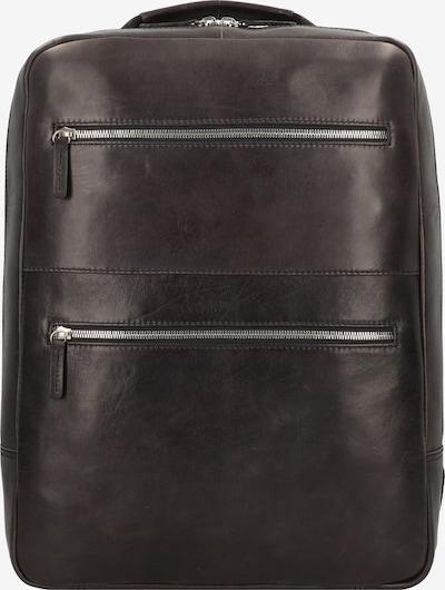 LEONHARD HEYDEN Rucksack in schwarz, Produktansicht