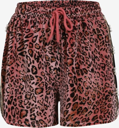 faina Shorts in pink, Produktansicht