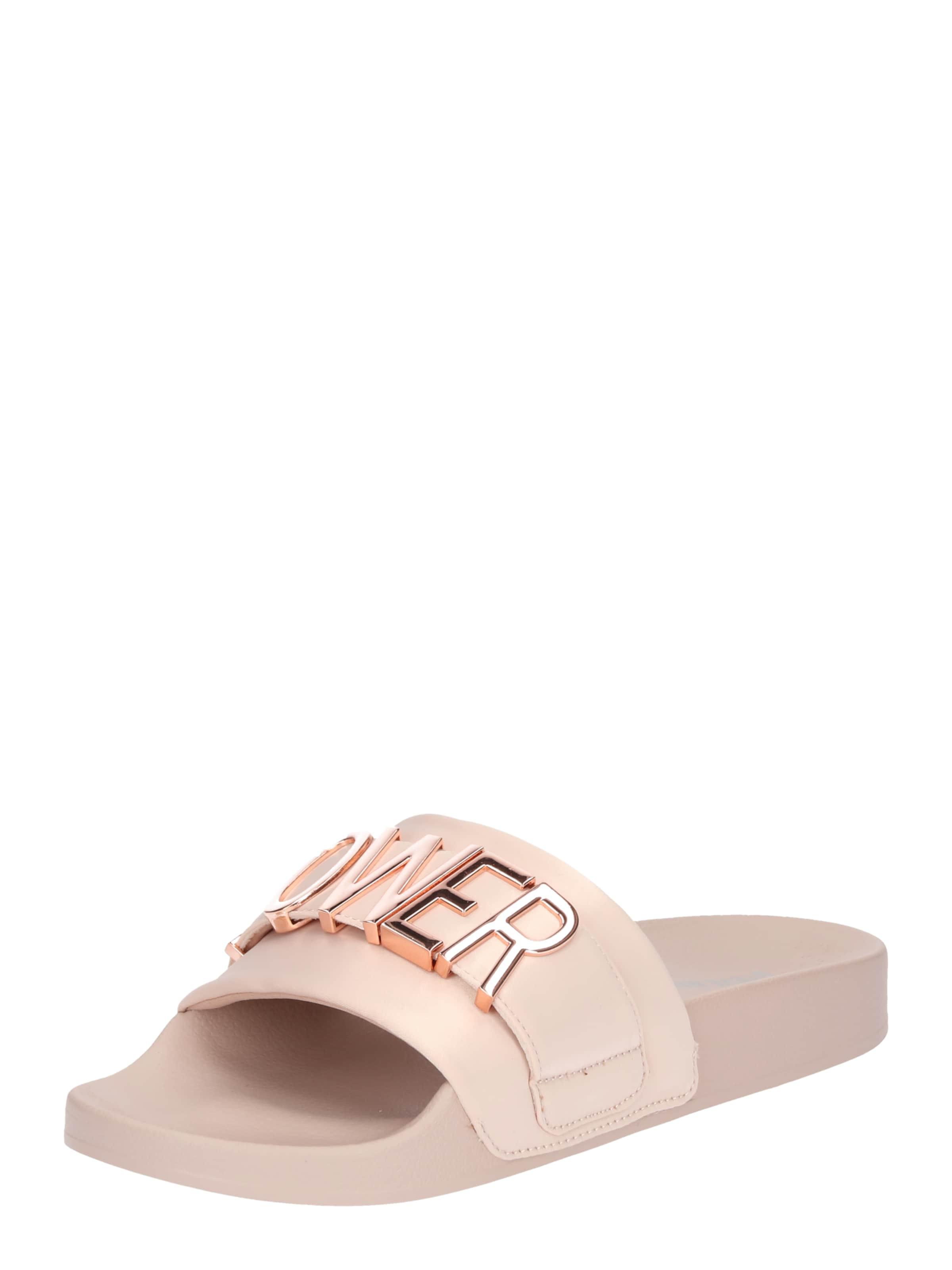 STEVE MADDEN Pantoletten WORD Verschleißfeste billige Schuhe
