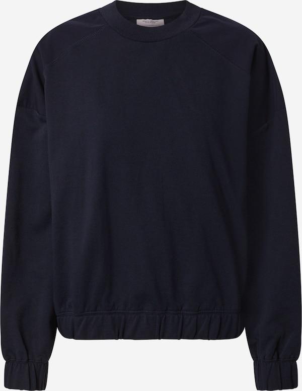 MARC O'POLO DENIM Sweatshirt aus Baumwolle mit elastischem
