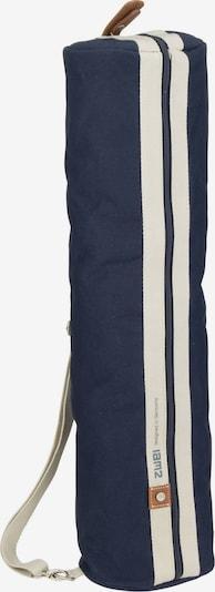 ZWEI Sac à dos 'Yoga Y108' en bleu marine, Vue avec produit