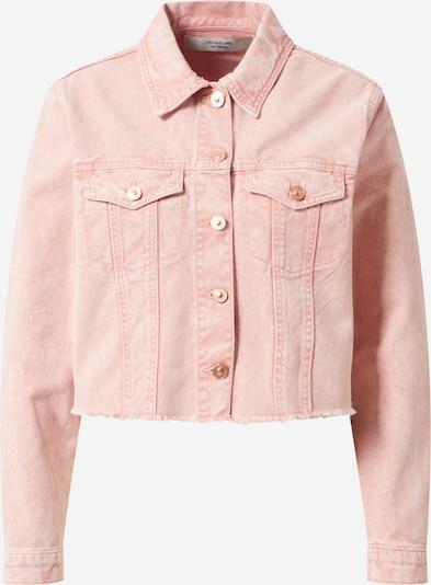 JACQUELINE de YONG Jeansjacke in pink, Produktansicht