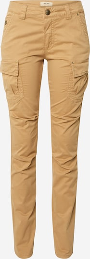 MOS MOSH Kargo hlače 'Cheryl Cargo Reunion' | pesek barva, Prikaz izdelka