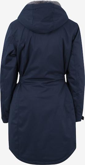 KILLTEC Manteau outdoor 'Alisi' en bleu marine: Vue de dos