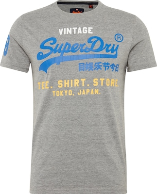 Superdry T-Shirt 'SHIRT SHOP TRI'