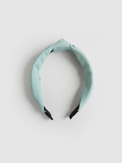 EDITED Haarsieraden 'Lionne' in de kleur Turquoise / Groen: Vooraanzicht