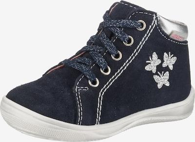 RICHTER Sneaker in nachtblau / silbergrau, Produktansicht