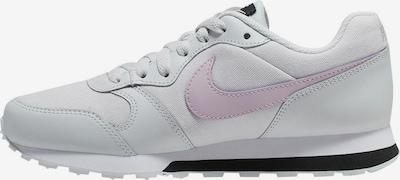 Nike Sportswear Sneaker in hellgrau / hellpink, Produktansicht