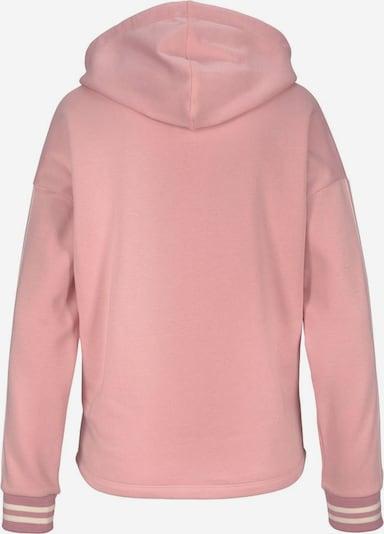 BENCH Kapuzensweatshirt in hellpink, Produktansicht