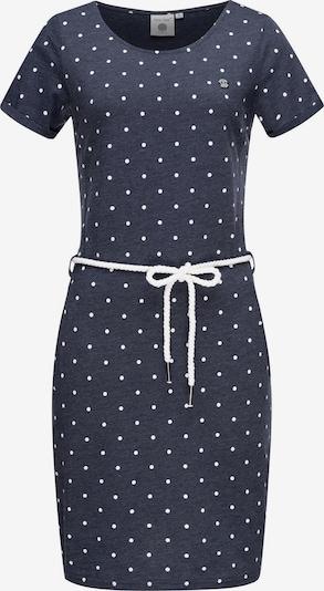 Peak Time Sommerkleid 'L80022' in blau / weiß, Produktansicht