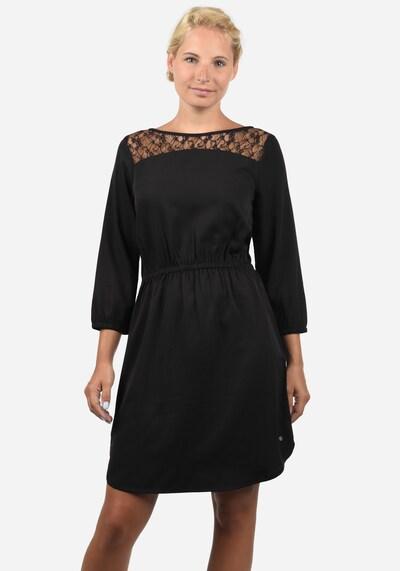 Blend She Blusenkleid 'Amora' in schwarz, Modelansicht