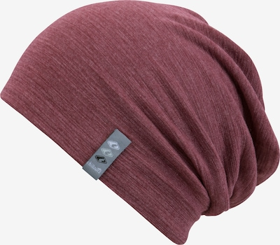 chillouts Beanie 'Skive' in pastellrot, Produktansicht