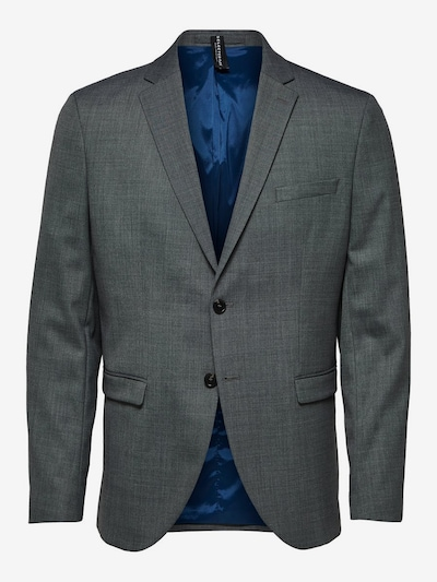 SELECTED HOMME Blazer in grau: Frontalansicht