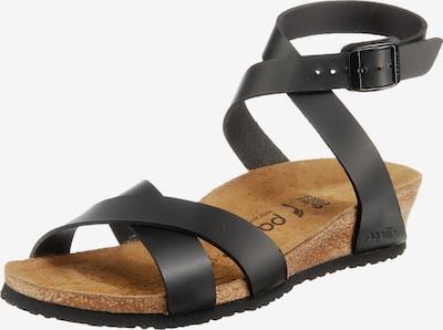 PAPILLIO Sandalette 'Lola' in schwarz, Produktansicht