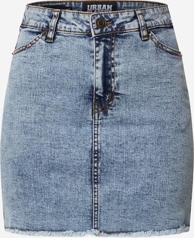 Sijonas iš Urban Classics , spalva - tamsiai (džinso) mėlyna, Prekių apžvalga