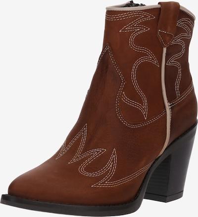 BULLBOXER Ankle Boots in cognac, Produktansicht