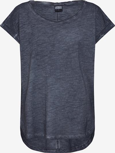 Urban Classics Shirt in dunkelgrau, Produktansicht