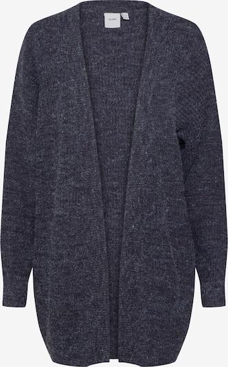 ICHI Cardigan 'NOVO' in grau, Produktansicht