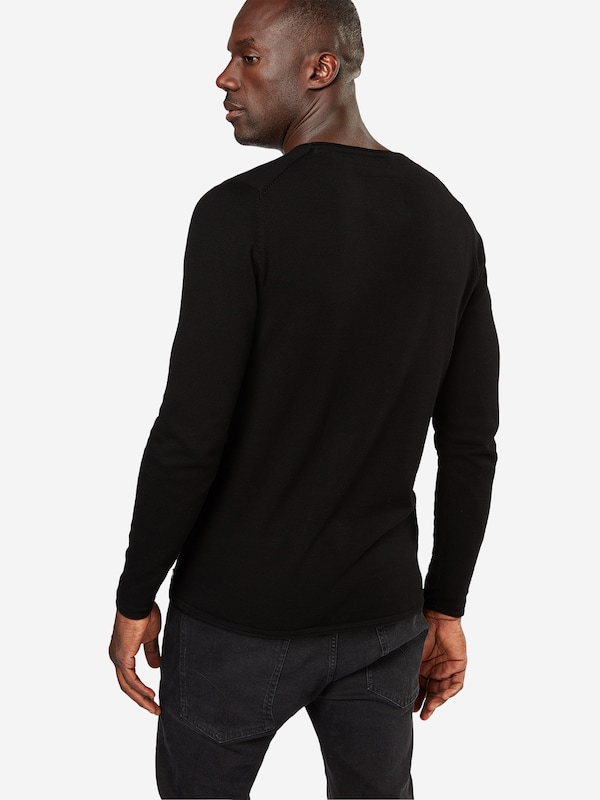 EDC BY ESPRIT Pullover 'basic cnk'