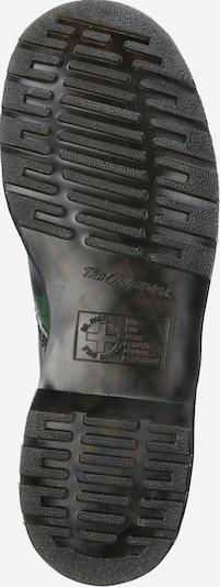 Suvarstomieji kulkšnis dengiantys batai '1460 Tartan' iš Dr. Martens , spalva - žalia / raudona / juoda: Vaizdas iš apačios