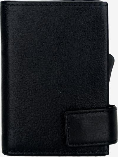 SecWal Geldbörse in schwarz, Produktansicht