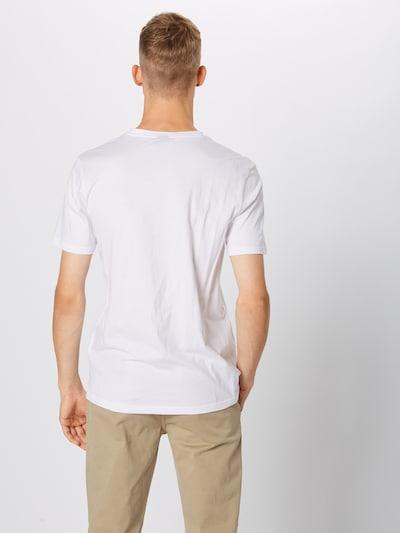 BOSS T-Shirt 'Truth 10204207 01' en blanc: Vue de dos