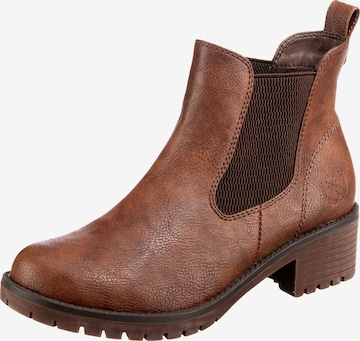 JANE KLAIN Boots in Braun