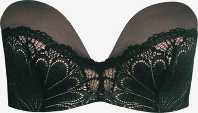 WONDERBRA Trägerloser BH ' Refined Glamour ' in schwarz, Produktansicht