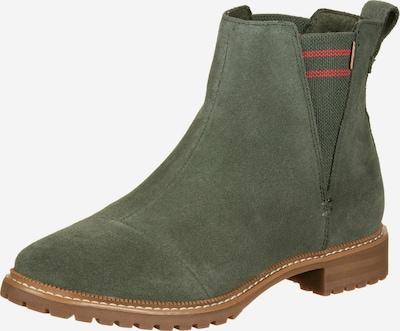 TOMS Chelsea Boots 'Cleo' in grün, Produktansicht
