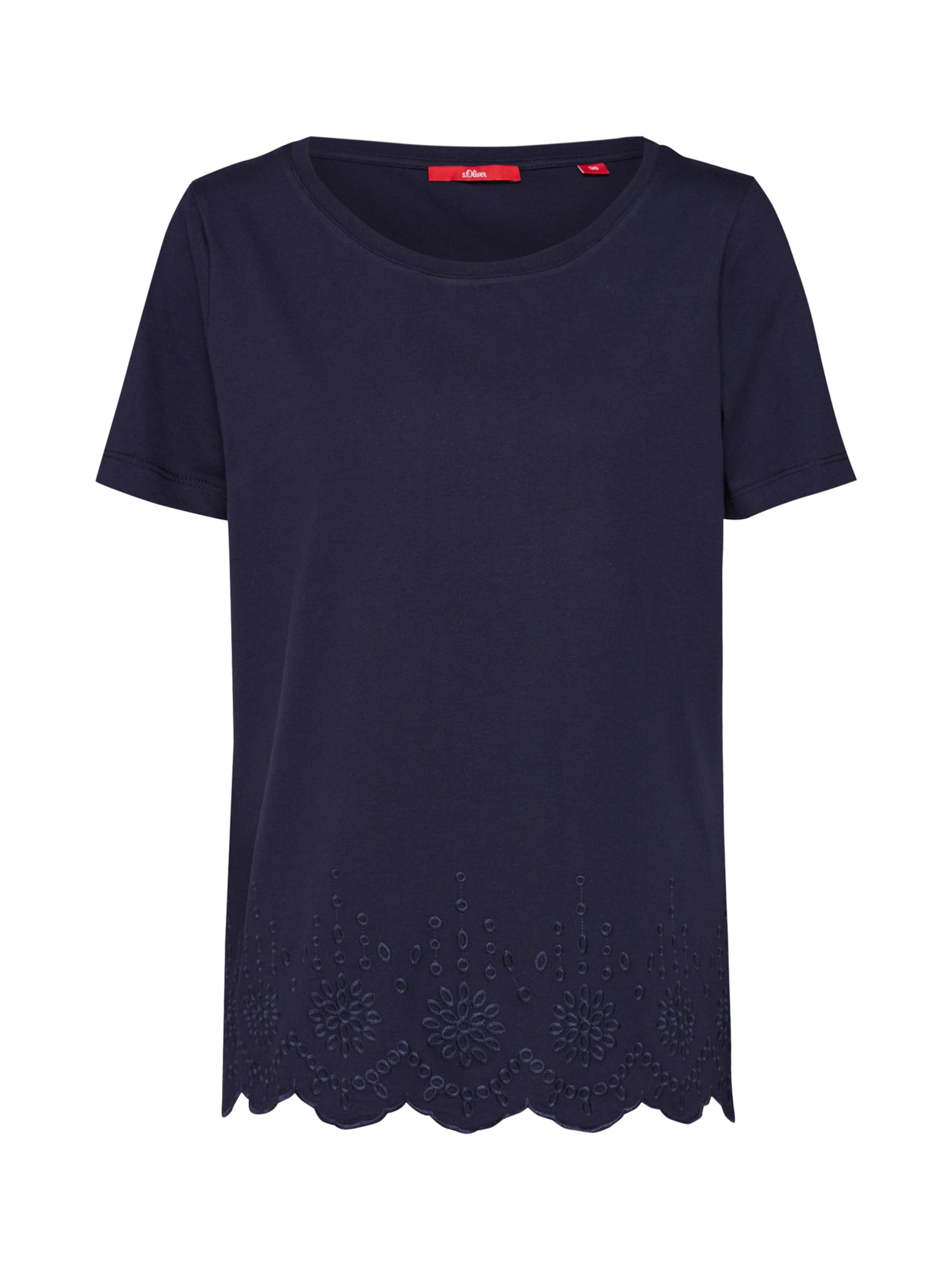 S oliver Navy Jerseyshirt Red Label In wkXlPuOZiT