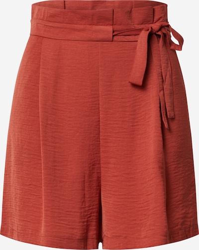 ONLY Shorts 'AMANDA' in rot, Produktansicht