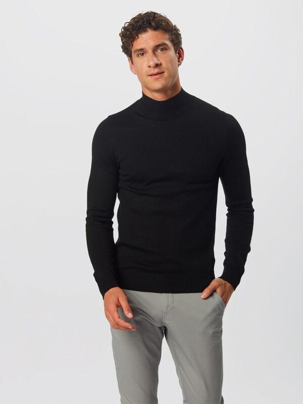 überlegene Leistung bis zu 60% sparen gut DRYKORN Rollkragen-Pullover 'Joey' in schwarz   ABOUT YOU