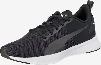 PUMA Laufschuh 'Flyer Runner' in schwarz / weiß, Produktansicht
