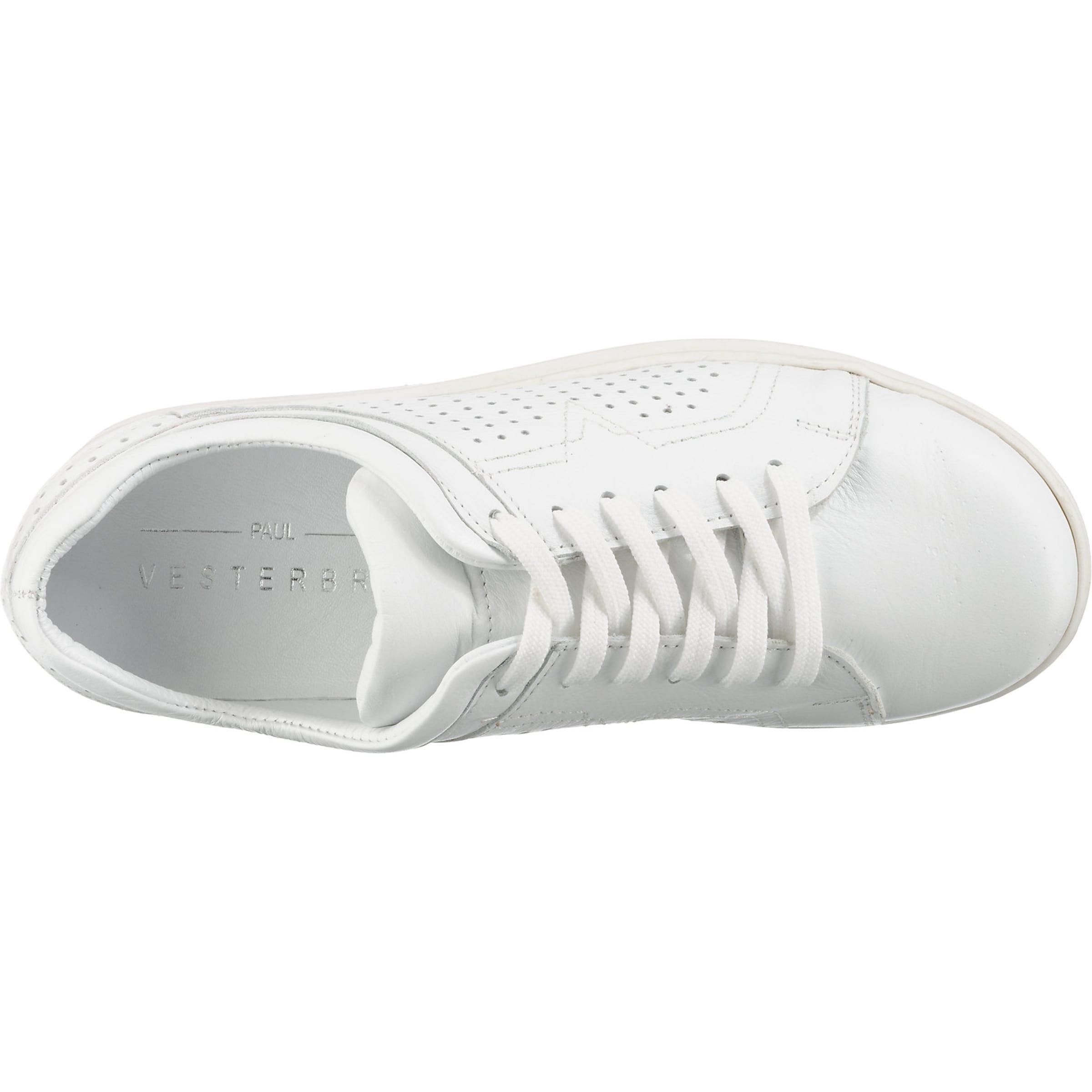 Vesterbro Weiß Sneakers Leder In Paul Xk8OZnNw0P