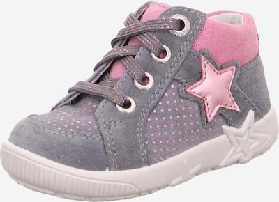 SUPERFIT Schuhe 'STARLIGHT' in grau / rosa, Produktansicht