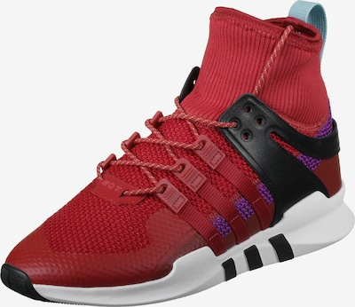 ADIDAS PERFORMANCE Sneaker in rot: Frontalansicht