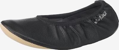 LICO Gymnastikschuhe 'G1' in schwarz, Produktansicht