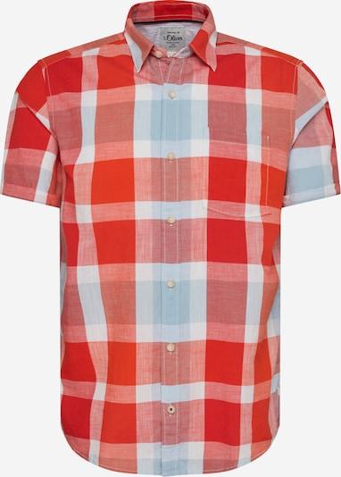 Dalykiniai marškiniai iš s.Oliver , spalva - mišrios spalvos, Prekių apžvalga