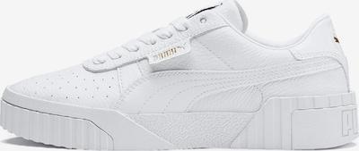 Sneaker low PUMA pe alb, Vizualizare produs