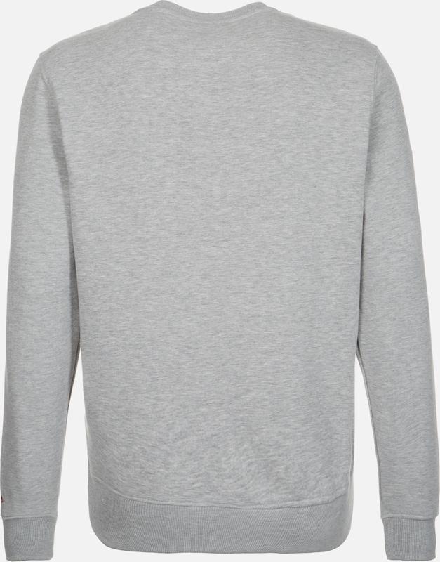 NEW ERA NFL Team Logo Sweatshirt Herren in grau | ABOUT YOU